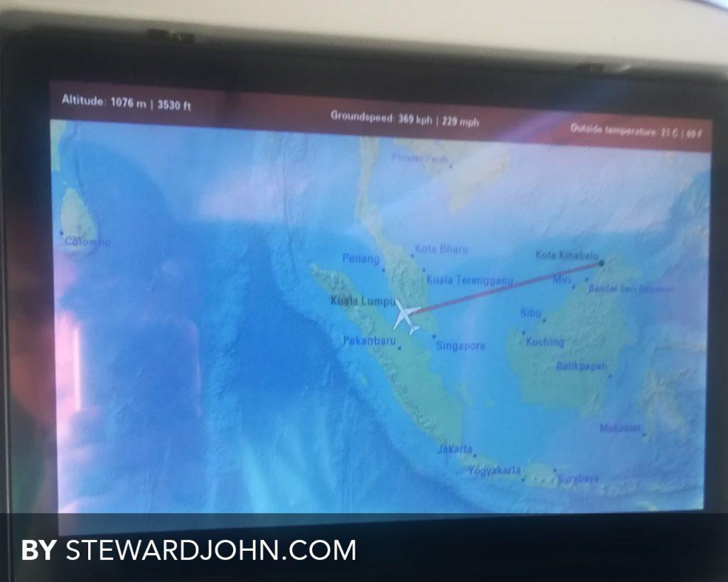 Malindo Air Flight Entertaiment