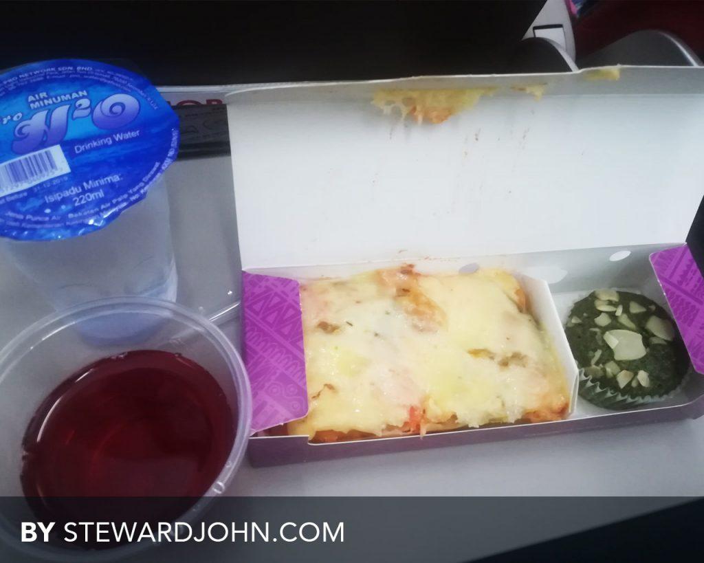 Malindo Air Snack