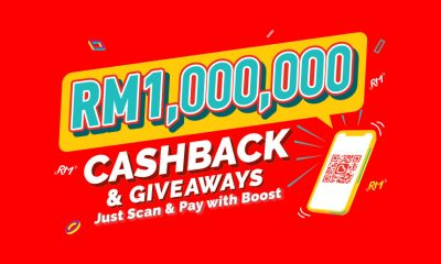 Boost application cashback – Best application so far