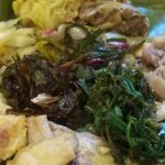 Local Sabahan Cuisines