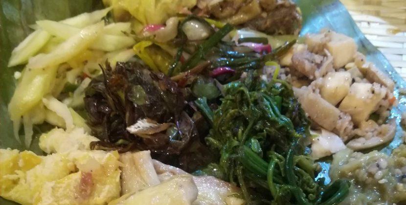 Local Sabahan Cuisines