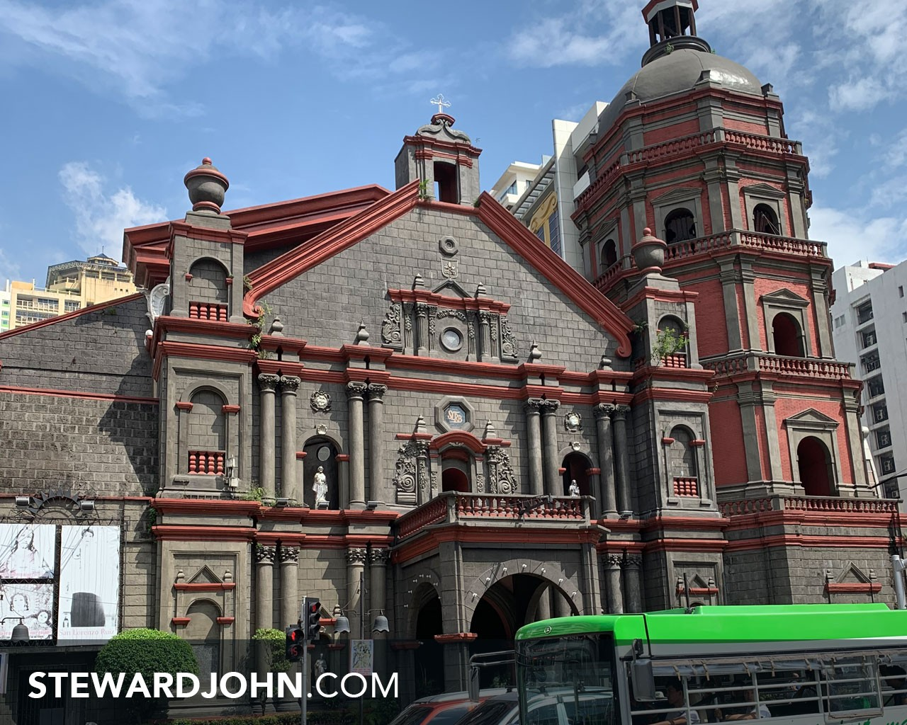 Minor Basilica of Saint Lorenzo Ruiz and Our Lady of the Most Holy Rosary Parish