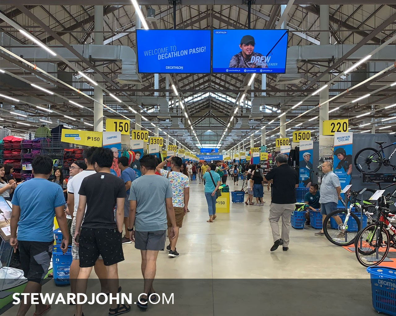 Decathlon Manila