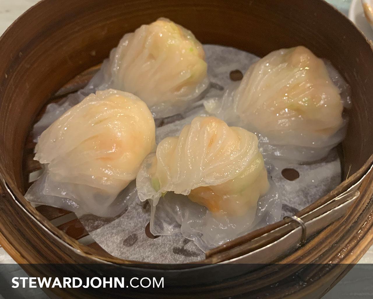 Shrimp Dumpling RM8.50