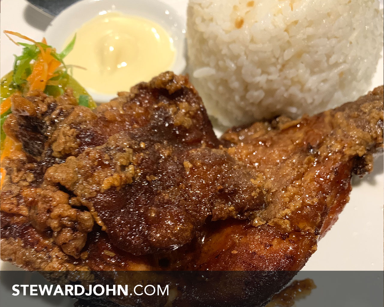 Honey Garlic Chicken - PHP 138