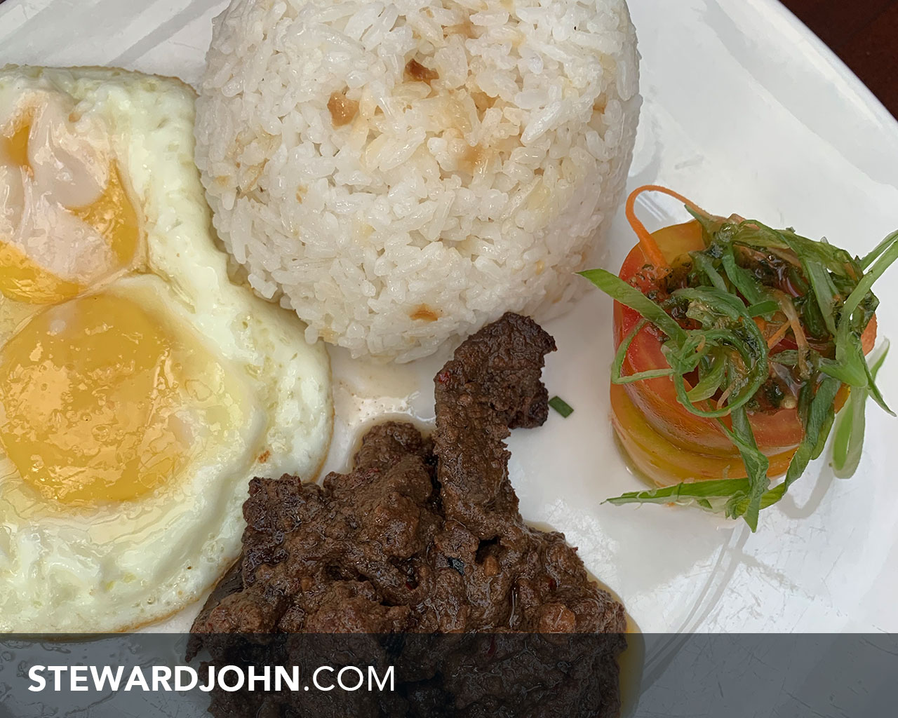 New Zealand Beef Tapa - PHP 150
