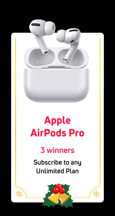 Yoodo Apple Airpods Pro