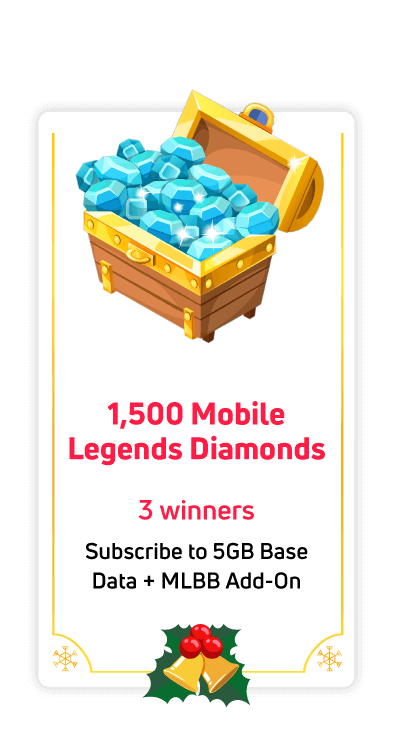 Yoodo Mobile Legend Diamond