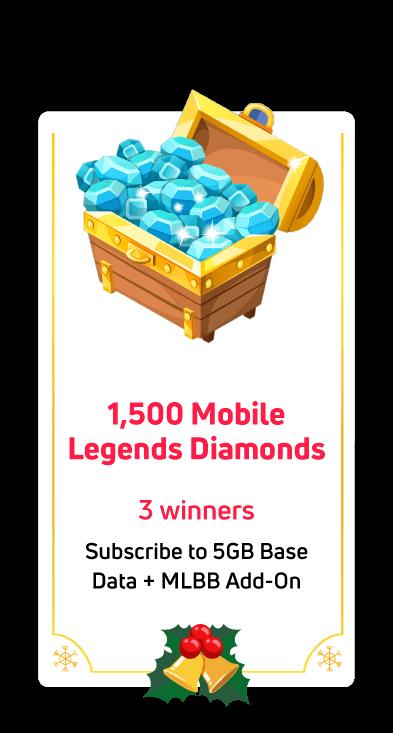 Yoodo Mobile Legend Diamond